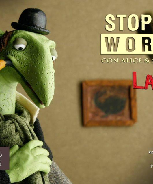 Locandina Stop Motion